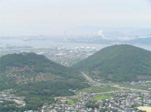 香川讃岐平野