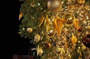 クリスマスのキラキラ