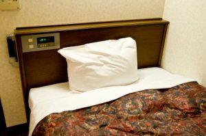 ホテルの布団