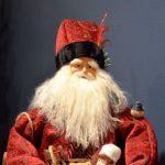 クリスマスサンタさん人形
